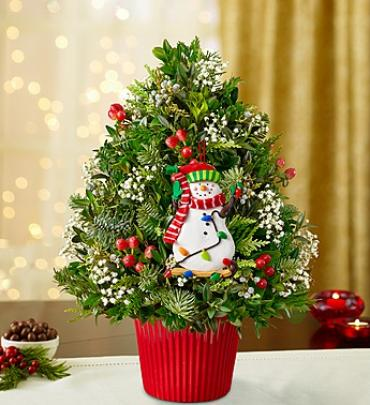 Very Berry Christmas Tree