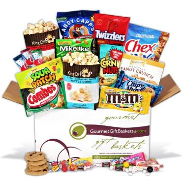 Goodie Snack Basket