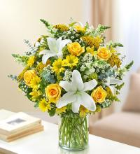 Ultimate Elegance - Yellow and White