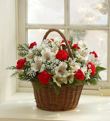"Fields of Europeâ""¢ for Christmas Basket"