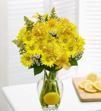 Make Lemonade in a Vase