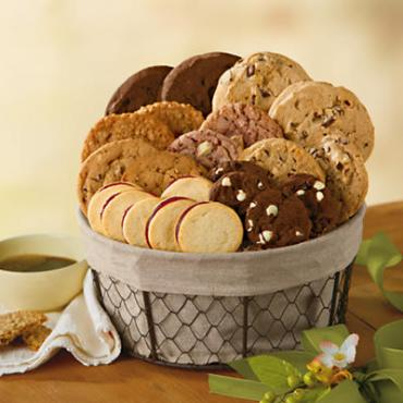 Deluxe Cookie Basket